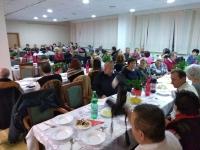 Kapustnica A-klub Trstená + AK ZMENA - Tvrdošín ( 1.12.2018.)